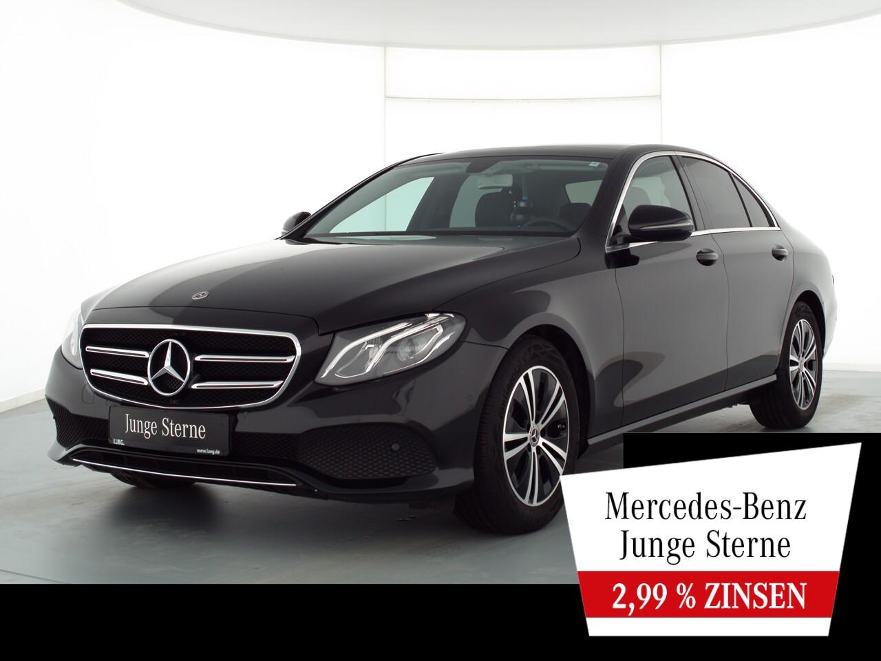 Mercedes-Benz E 220 d Avantgarde+Navi+Pano+LED-HP+Totw+Kamera+, Jahr 2019, Diesel