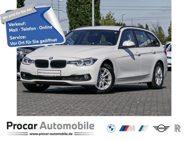 BMW 320d Touring Advantage Aut. Navi LED Klimaaut., Jahr 2017, Diesel