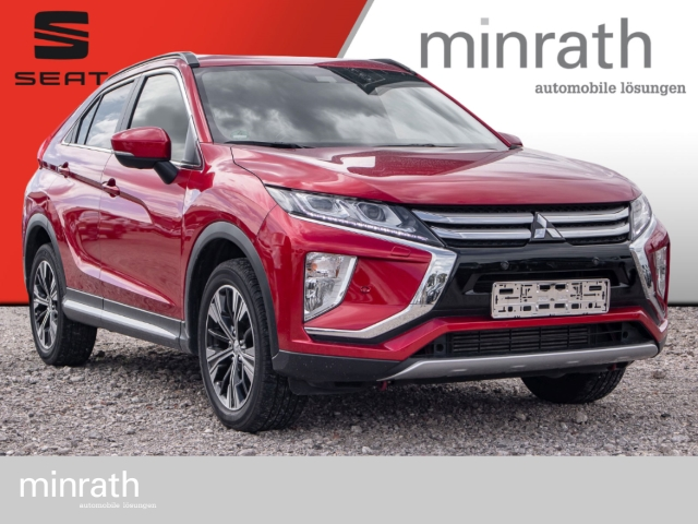 Mitsubishi Eclipse Cross Intro Edition 2WD 1.5 T-MIVEC LED Keyless, Jahr 2017, Benzin