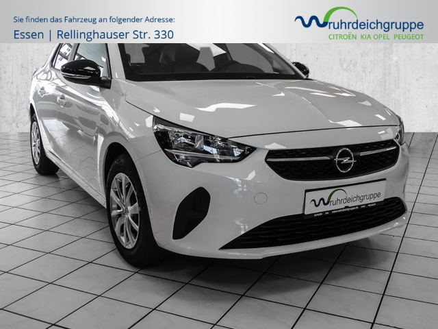Opel Corsa F Edition 1.2 *Kamera+Klima+PDC+Multimedia Radio*, Jahr 2020, Benzin
