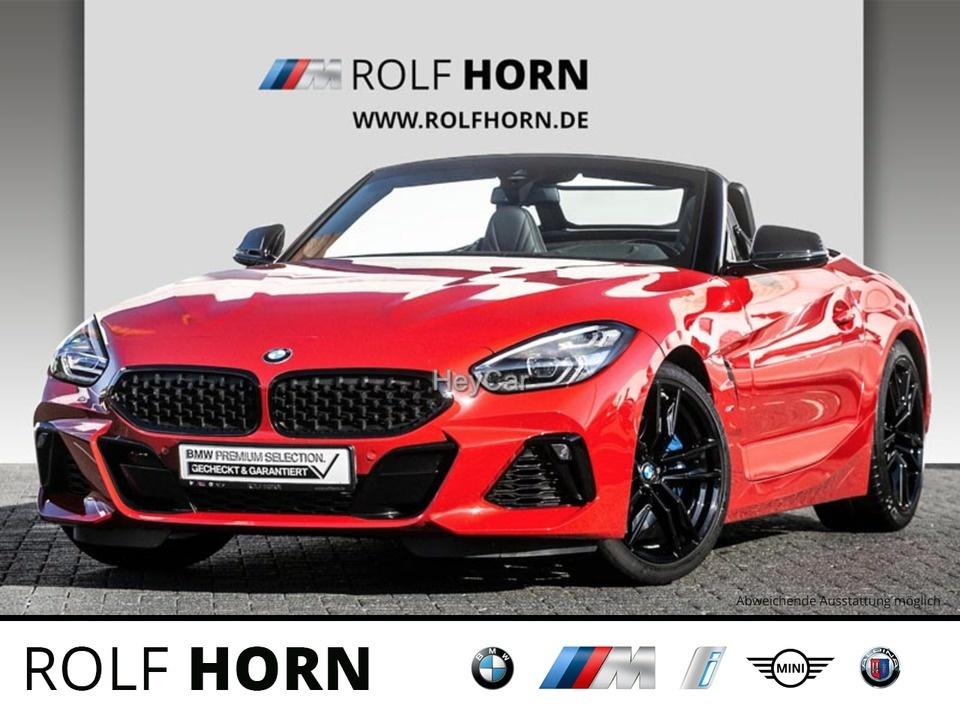BMW Z4 M40i Cabrio M Sportpaket HUD H&K LED 19''M Ldr, Jahr 2019, Benzin