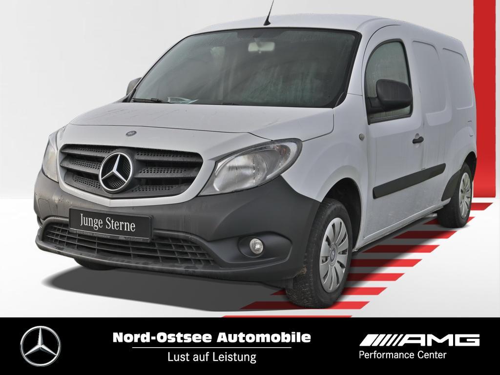 Mercedes-Benz Citan 109 extralang Klima Radio Laderaumverkl., Jahr 2014, diesel