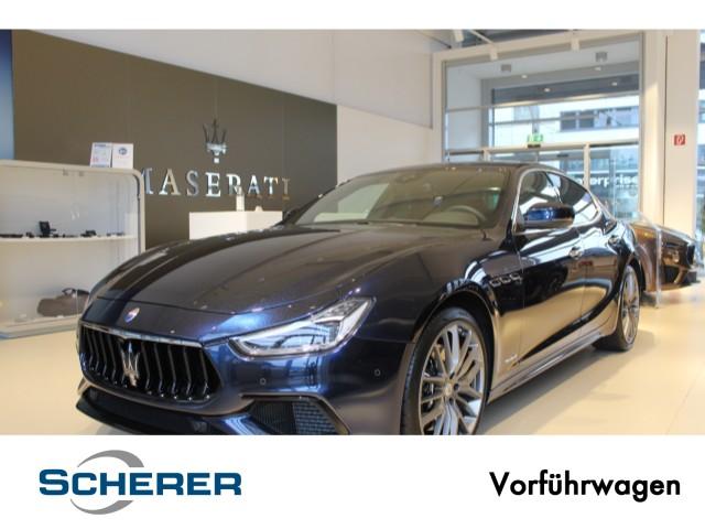 Maserati Ghibli finanzieren