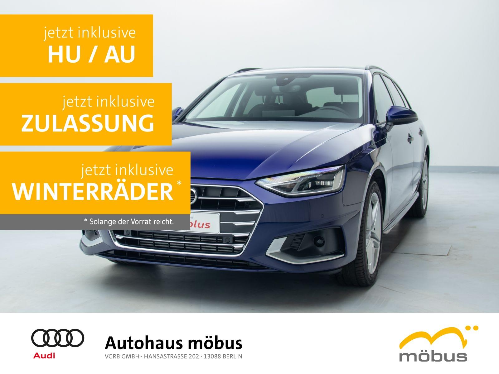 Audi A4 Avant advanced 35TFSI *S-TRO*NAV*KLIM*PDC*BT*, Jahr 2020, Benzin
