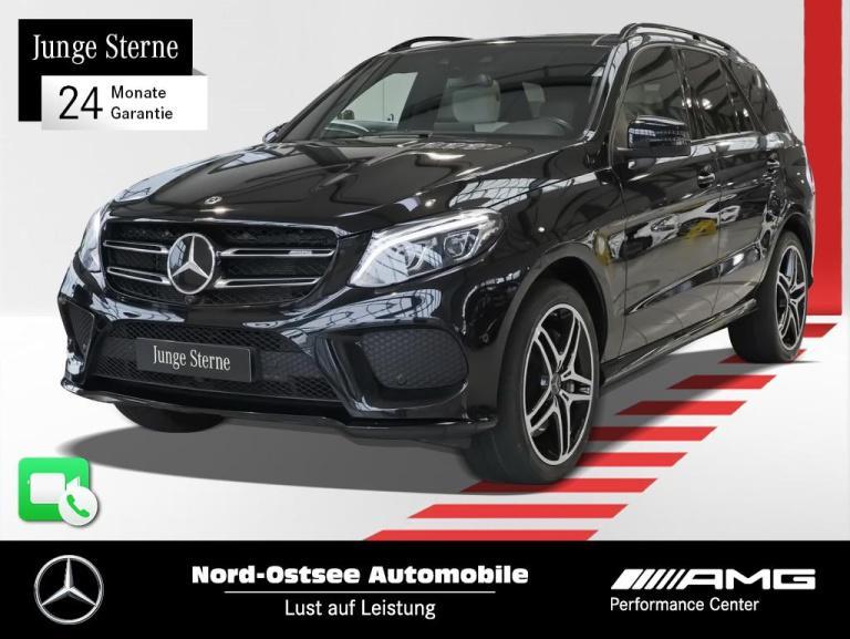 Mercedes-Benz GLE 43 AMG 4M COMAND Sitzklima Pano AHK LED Nigh, Jahr 2017, Benzin