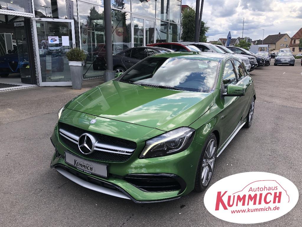 Mercedes-Benz A 45 AMG, Jahr 2016, Benzin