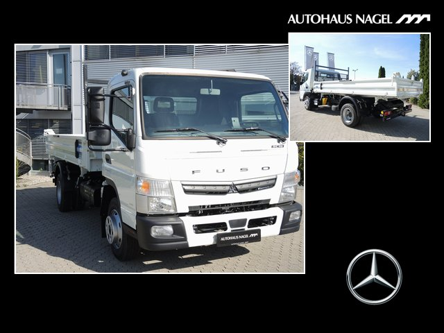 Mitsubishi FUSO Canter 9C18 AMT 4X2 3400mm Nutzlast 3615kg, Jahr 2019, diesel