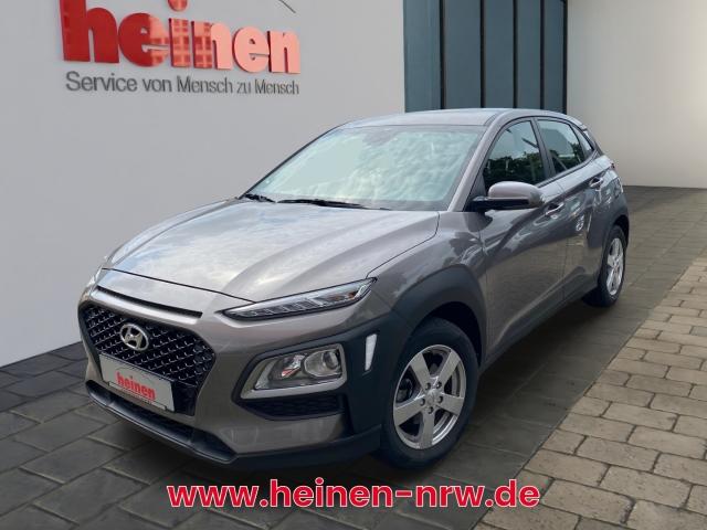 Hyundai Kona Pure 2WD 1.0 T-GDI KLIMA BLUETOOTH ALU, Jahr 2018, Benzin
