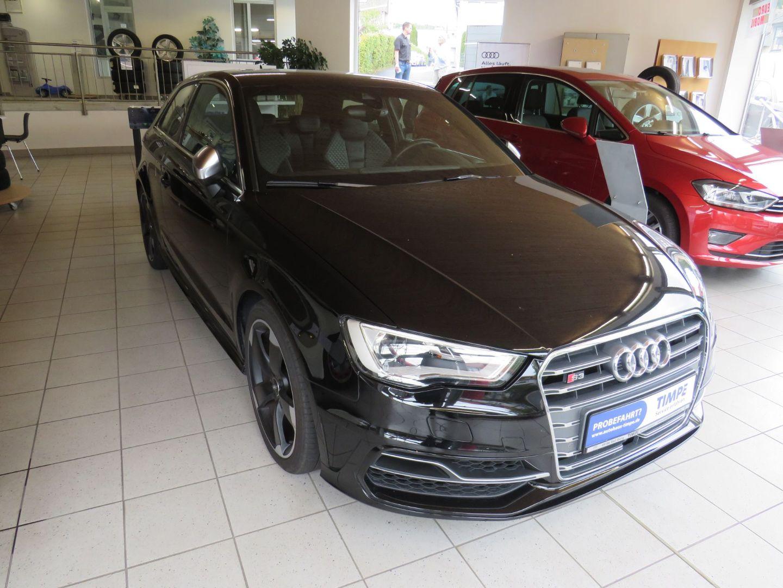 Audi S3 quattro, Jahr 2013, petrol