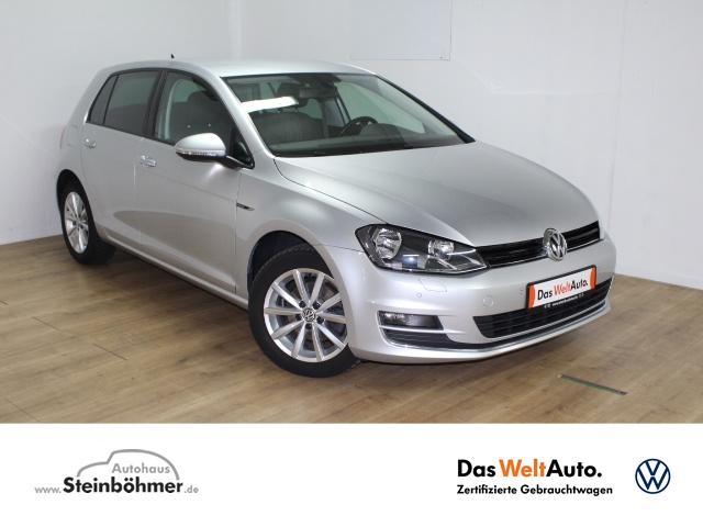 Volkswagen Golf VII LOUNGE 1.2 TSI Standheizung AHK Bluetooth, Jahr 2015, Benzin