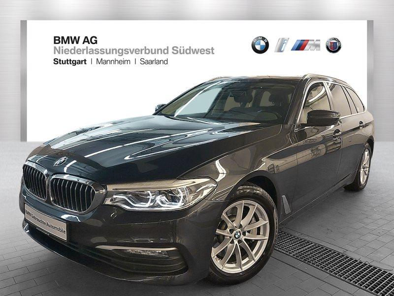 BMW 530d xDrive Touring HK HiFi DAB LED Standhzg., Jahr 2017, Diesel