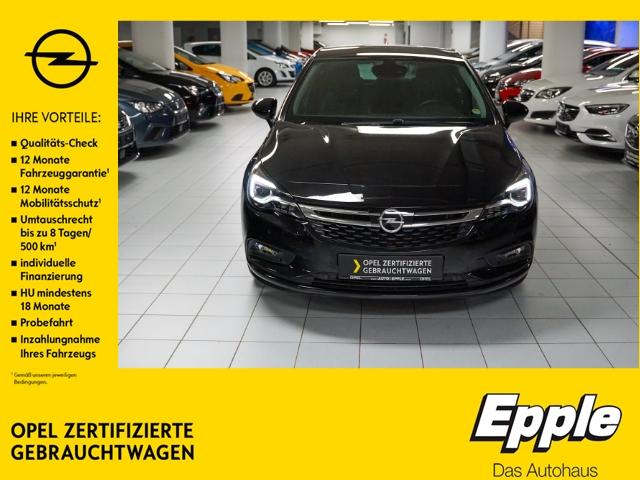 Opel Astra K 5türig INNOVATION Start Stop 1.4 Turbo LED Navi ACC Rückfahrkam. PDCv+h LED-hinten, Jahr 2017, Benzin