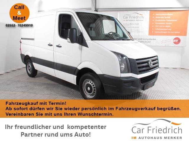 Volkswagen Crafter 2.0 TDI 30 kurz L1H1, Jahr 2015, Diesel
