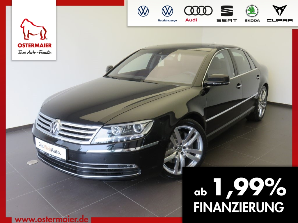 Volkswagen Phaeton 4.2L 334PS DSG 4M ACC.STHZG.AHK.KAMERA.N, Jahr 2015, Benzin