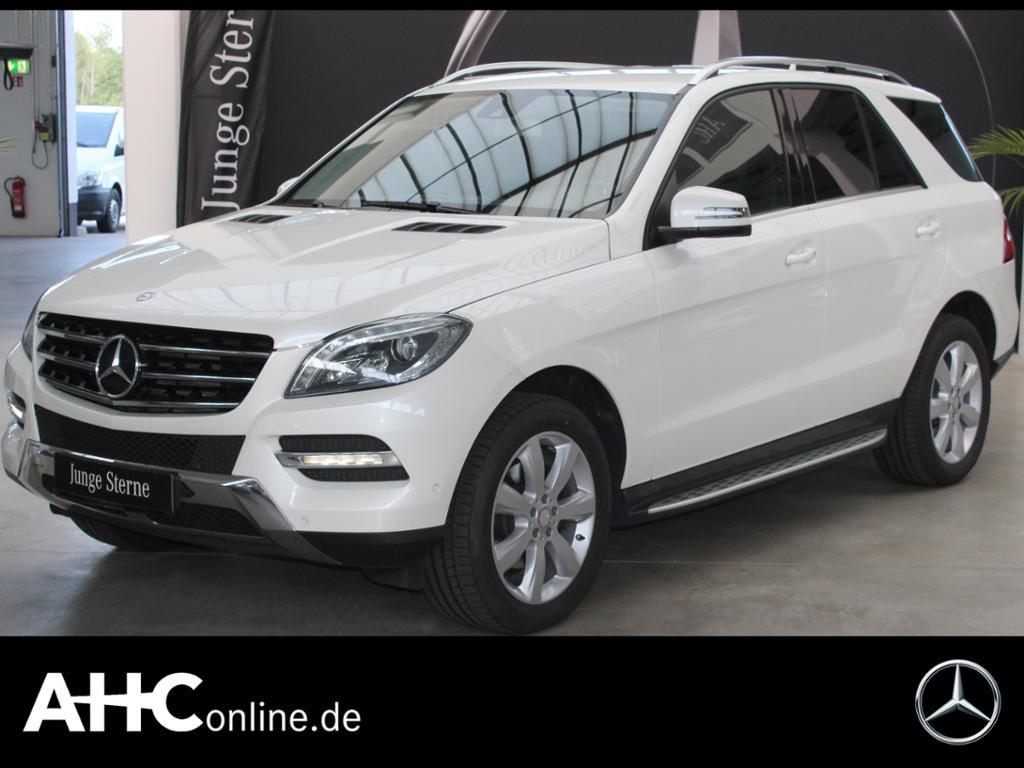 Mercedes-Benz ML 350 BT 4M XENON-ILS+NAVI+AHK+PARK-PILOT..., Jahr 2014, Diesel