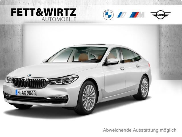BMW 630 Gran Turismo GT Luxury Pano Massage Standhzg., Jahr 2020, Benzin