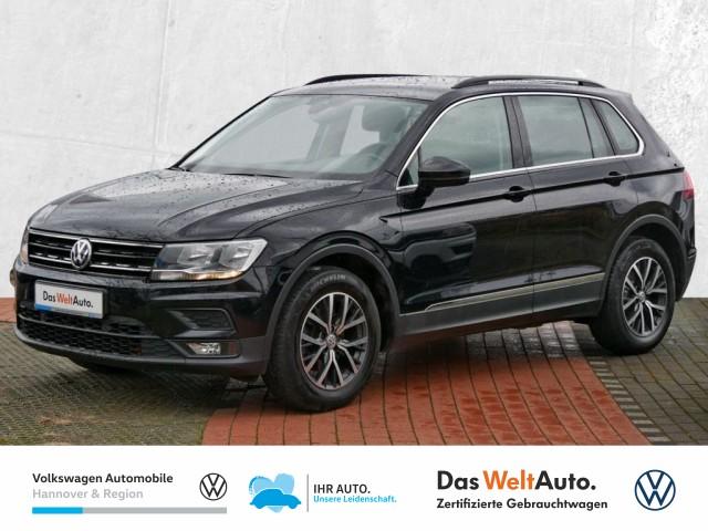 Volkswagen Tiguan 1.4 TSI DSG Comfortline Navi AHK PDC Standhzg, Jahr 2017, Benzin