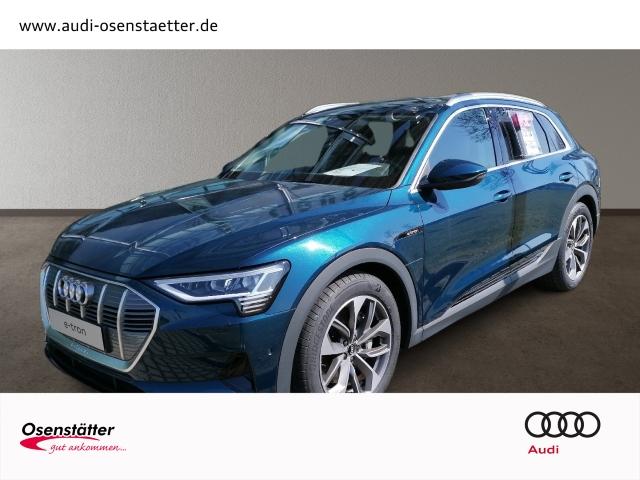 Audi e-tron 50 quattro virtual+ Klima PDC Sitzhzg., Jahr 2019, Elektro