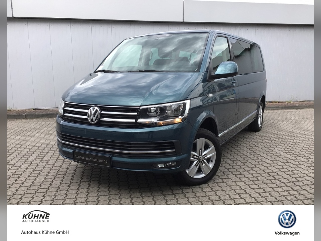 Volkswagen Caravelle 2.0 TDI DSG Comfortline Navi AHK, Jahr 2018, Diesel