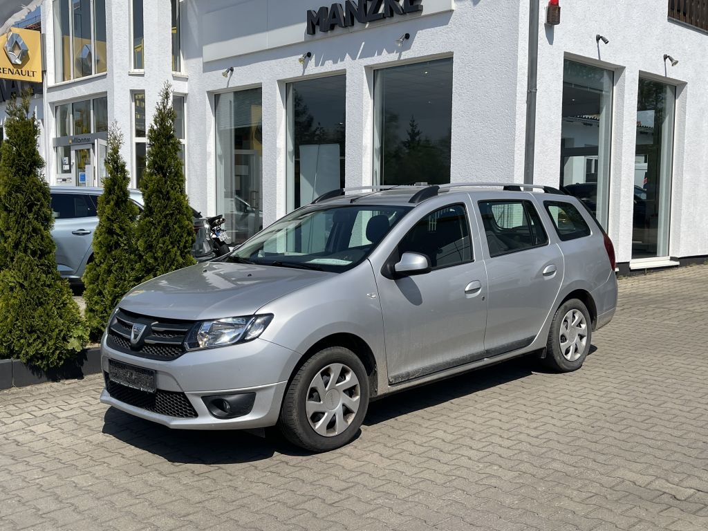 Dacia Logan MCV 1.2 16V 75 Laureate, Jahr 2013, Benzin