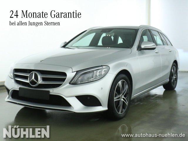 Mercedes-Benz C 180 T-Modell AVANTGARDE Exterieur+LED+Sitzhzg., Jahr 2019, Benzin
