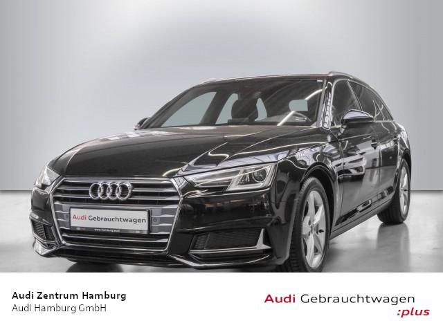 Audi A4 Avant 40 TDI sport S tronic NAVI, Jahr 2019, Diesel
