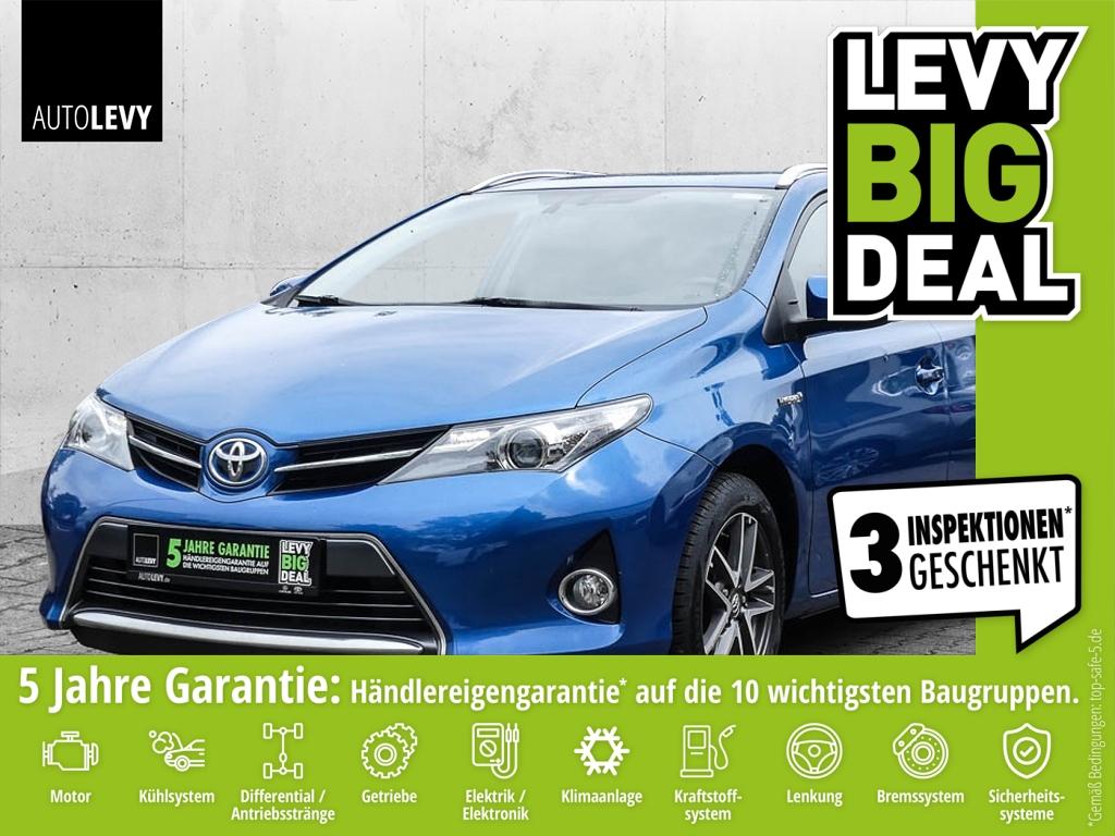 Toyota Auris Touring Sports Hybrid Dynamic *NAVI*RFK*, Jahr 2014, Hybrid