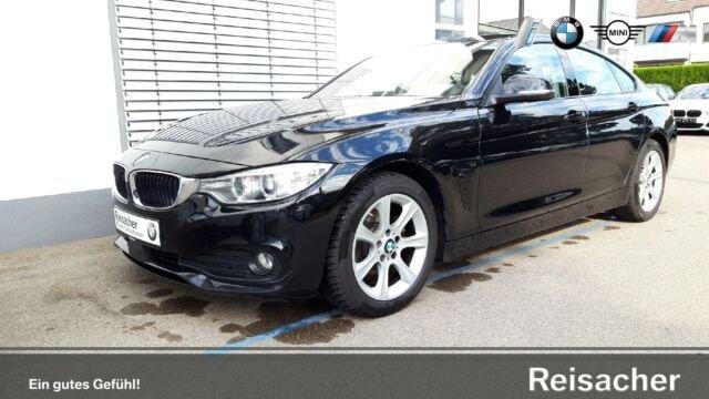 BMW 420d A Gran Coupé Advantage Navi, Xenon, ACC uvm, Jahr 2017, Diesel