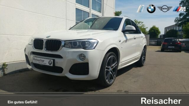 BMW X4 xDrive 20d Sport Activity Coupé, Jahr 2016, Diesel
