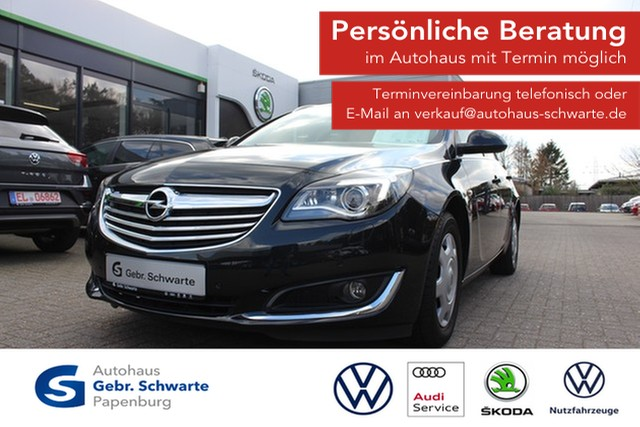 Opel Insignia Sports Tourer Sport ecoFlex S/S Xenon Navi PDC, Jahr 2013, Benzin