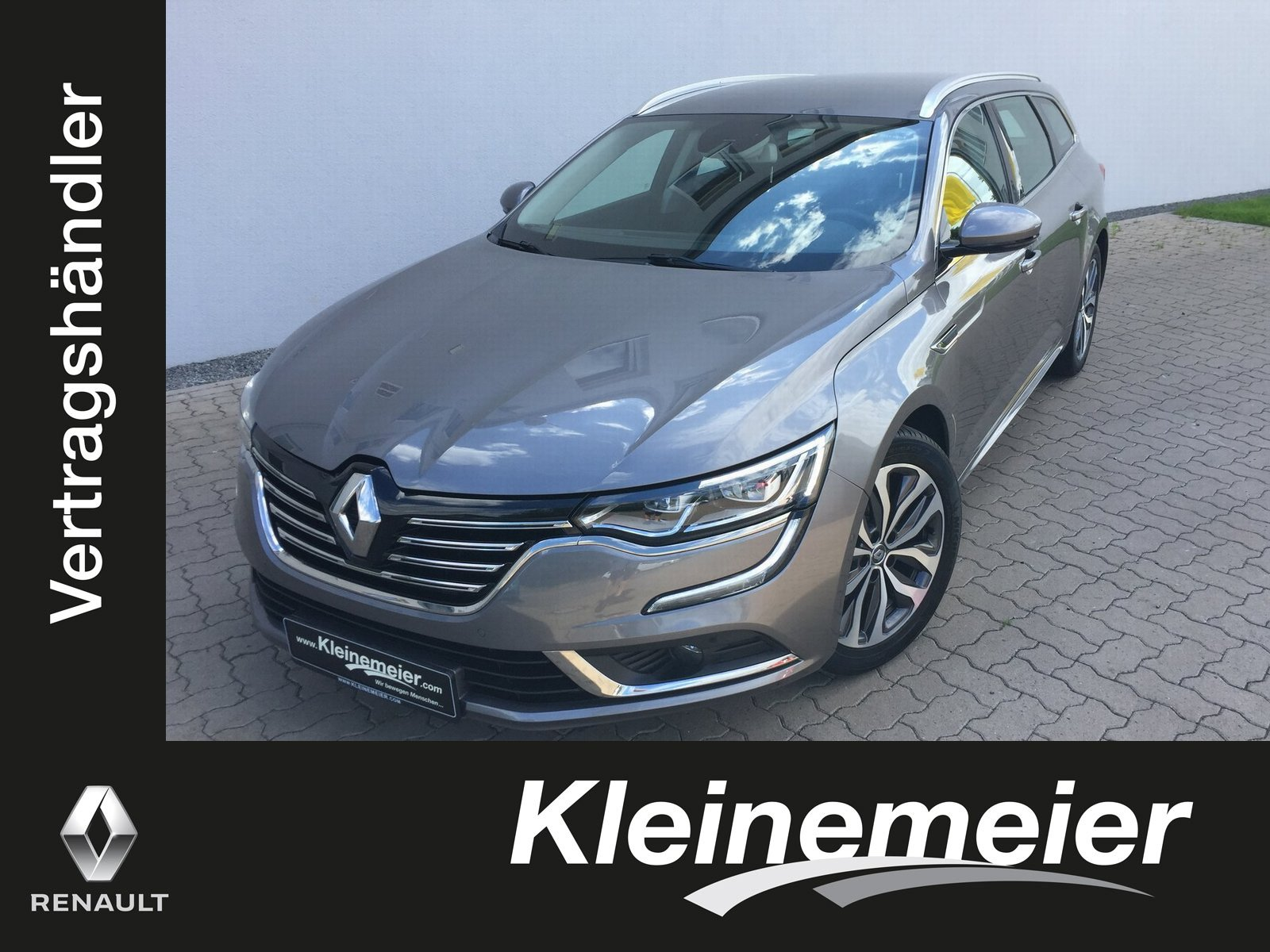 Renault Talisman Grandtour Intens dCi130 *Navi*SZH*RFK*, Jahr 2016, Diesel
