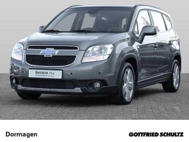 Chevrolet Orlando 2.0 D Navi, Climatronic, 7-Sitzer, Einparkhilfe, Jahr 2012, Diesel