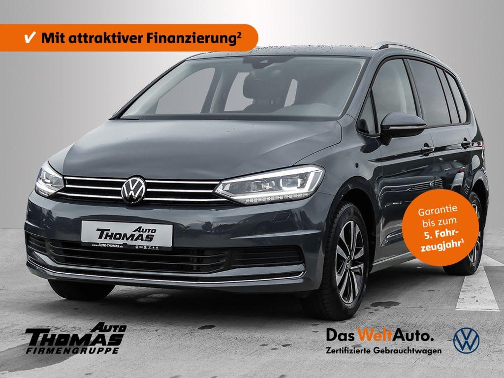 "Volkswagen Touran ""Comfortline"" 2.0 TDI DSG LED+NAVI+AHK, Jahr 2020, diesel"