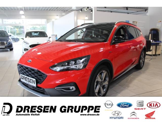 Ford Focus Active X Turnier 1,0L MHEV Navi+LED-Scheinwerfer+Ganzjahresreifen, Jahr 2021, Hybrid