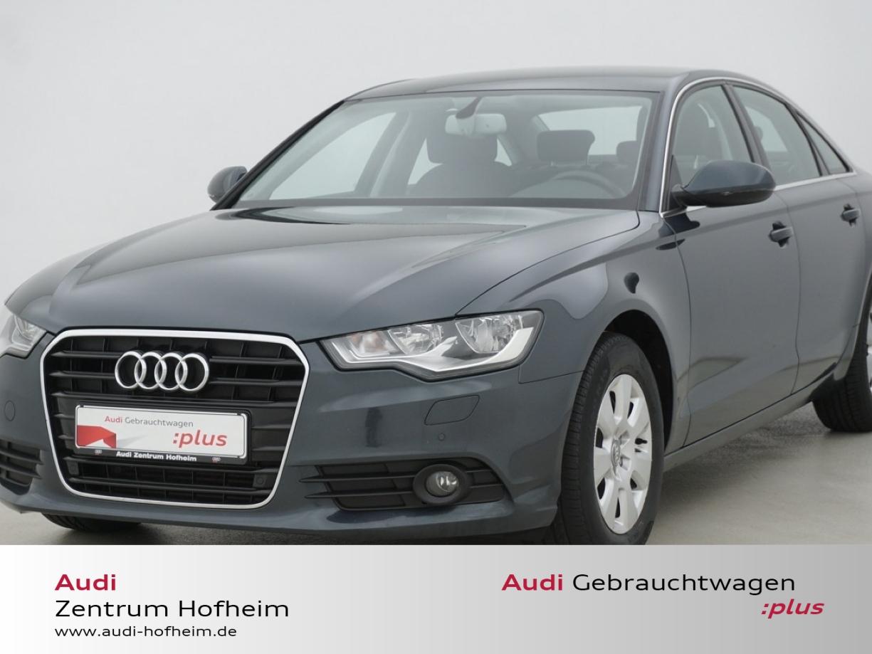 Audi A6 2.0 TFSI multitr. 132kW*Navi*Bluet.*GRA*MFL*S, Jahr 2012, petrol