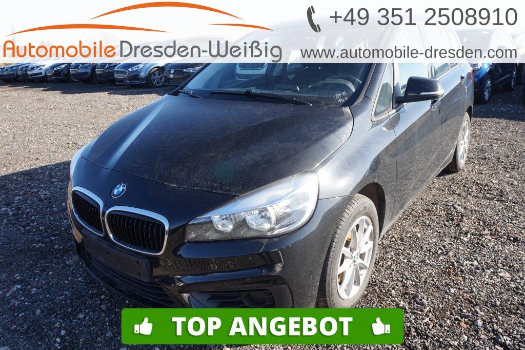 BMW 216 Gran Tourer d*PDC*Panoramo*Sitzheizung*, Jahr 2017, Diesel