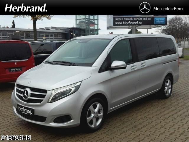 Mercedes-Benz V 220 ED/L *2 x KLIMA*NAVI*LED*AHK*KAMERA*EU 6b*, Jahr 2016, Diesel