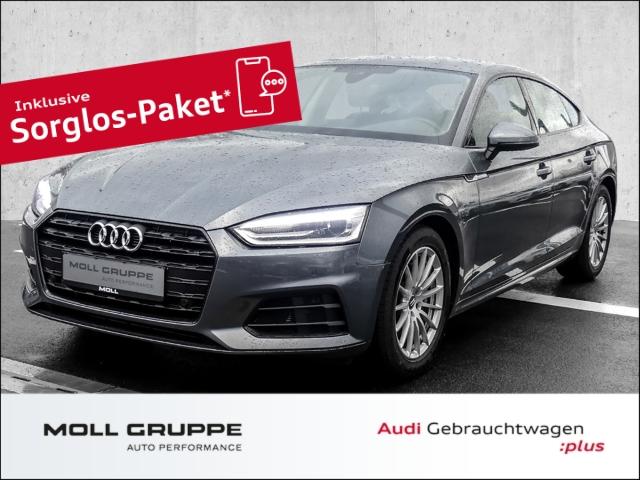 Audi A5 Sportback 40 TDI S tronic (Alcantara*Navi*Sportsitze), Jahr 2019, Diesel