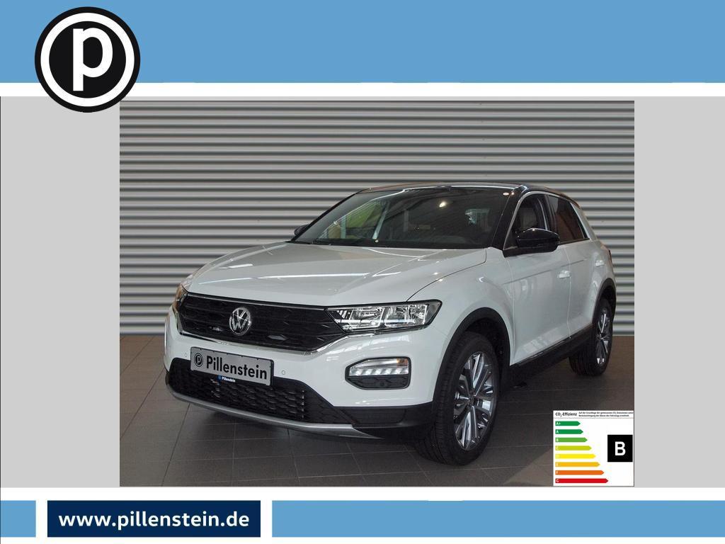 Volkswagen T-Roc Style UNITED 1.5 TSI OPF Navi Alu-18`, Jahr 2020, Benzin