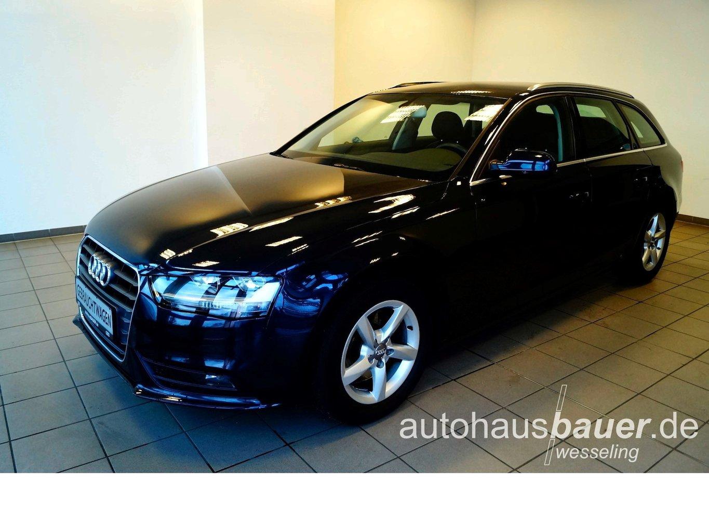 Audi A4 Avant Ambiente 1.8 TFSI *Klimaautomatik, Sitzheizung vorn, Anhängerkupplung,..., Jahr 2013, Benzin