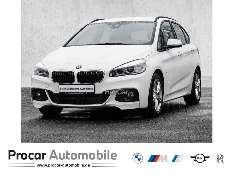 BMW 220 Active Tourer M Sport Aut. Klimaaut. PDC, Jahr 2016, Diesel