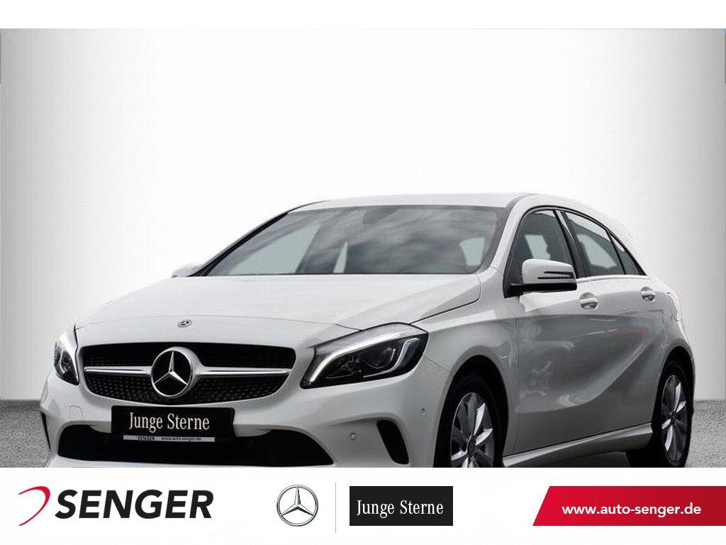 Mercedes-Benz A 160 *Style*LED*Navi*Einparkhilfe*Tempomat*, Jahr 2018, Benzin