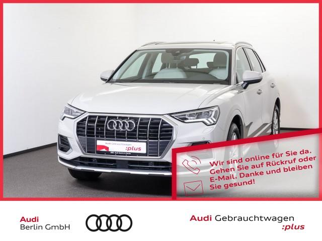 Audi Q3 advanced 40 TFSI quattro S tr. LED PDC PANO, Jahr 2020, Benzin
