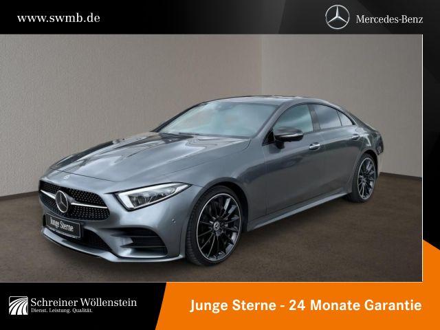 Mercedes-Benz CLS 220 d AMG*Widescreen*AHK*NightP*SHD*20°*Dist, Jahr 2020, Diesel