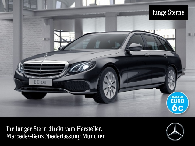 Mercedes-Benz 220 d T LED AHK Kamera PTS Easy-Pack 9G Sitzh, Jahr 2017, Diesel