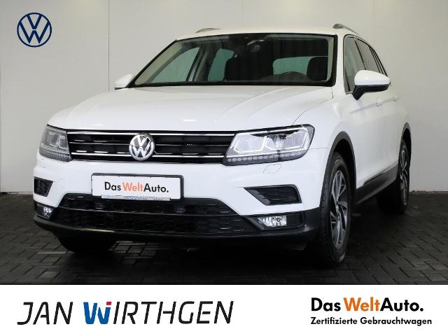 Volkswagen Tiguan 1.4 TSI Sound NAVI ACC LED, Jahr 2017, Benzin