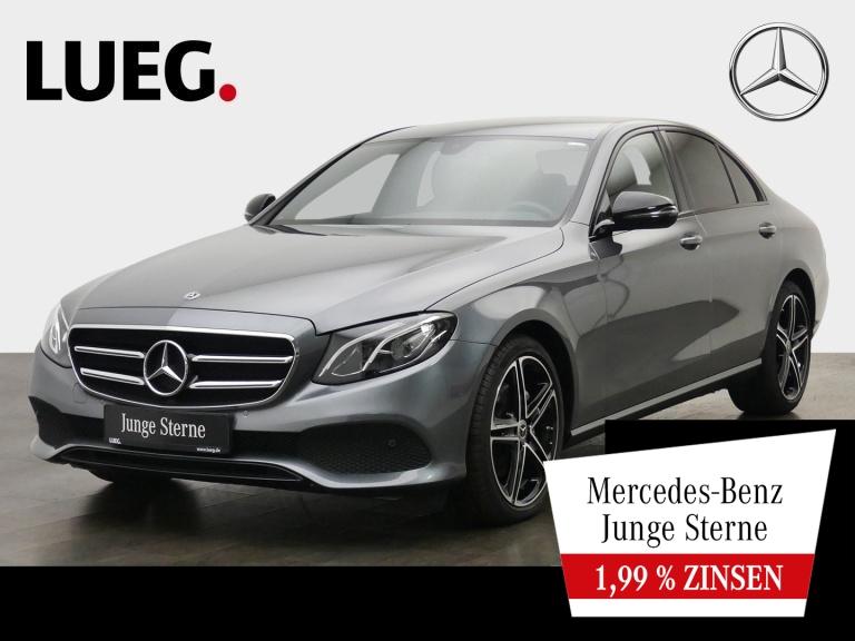 Mercedes-Benz E 300 d Avantgarde+Navi+LED-HP+19''+Sthzg+AHK+RF, Jahr 2019, Diesel
