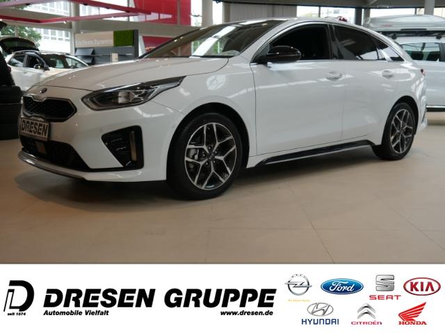Kia Pro_cee'd GT Line Navi/Kamera/Voll-LED/e-Heckklappe, Jahr 2020, Benzin