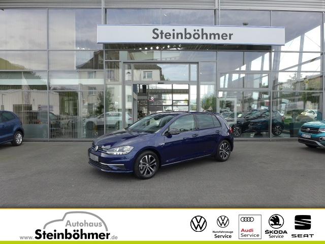 Volkswagen Golf IQ.DRIVE 1.5TSI AppConnect BlindSpot ParkAssi, Jahr 2019, Benzin