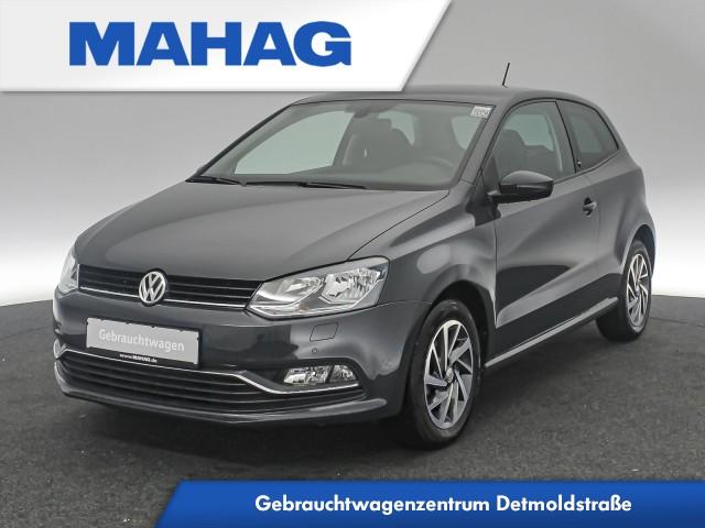 Volkswagen Polo 1.2 TSI Sound Sitzhz. ParkPilot 15Zoll DSG, Jahr 2017, Benzin